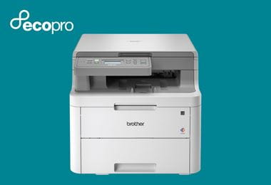 Brother DCP-L3510CDW Colour Laser Printer