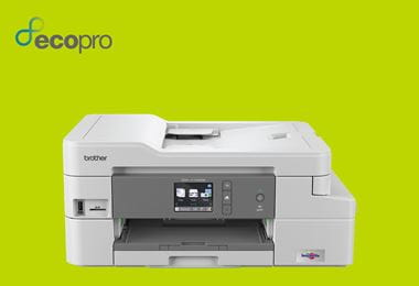 Brother DCP-J1100DW Colour Inkjet Printer