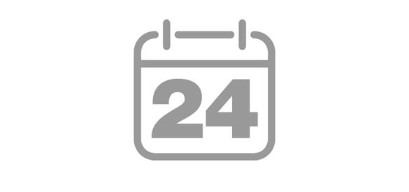 24 Month Plan Mono Image