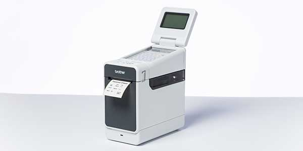 The Brother TD-2120N label printer product image