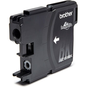 Brother LC1100BK inktpatroon