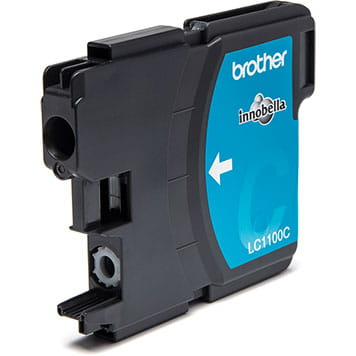 Brother LC1100C inktpatroon