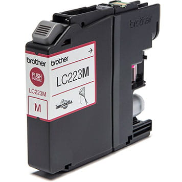 Brother LC3217M inktpatroon