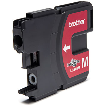 Brother LC980M inktpatroon