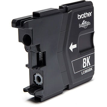 Brother LC985BK inktpatroon