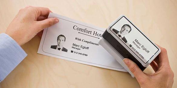 Brother Stamp Creator Pro créateur de tampons photos haute résolution