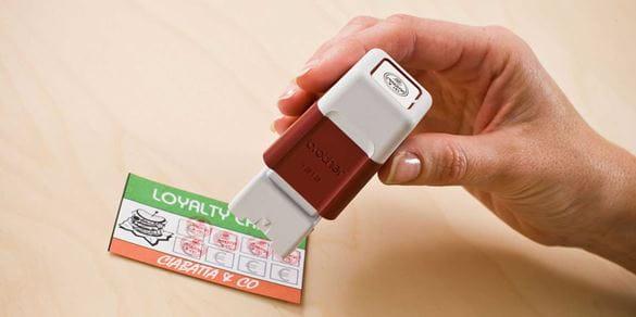 Brother Stamp Creator Pro créateur de tampons cartes de fidelité