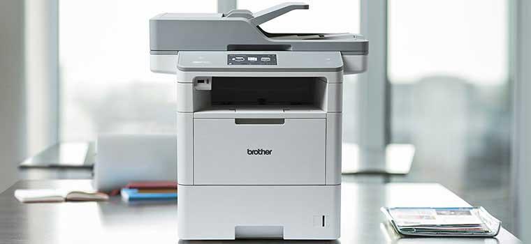 Brother professionele printers