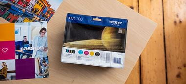 Brother LC1000 inktpatronen value pack