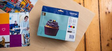 Brother LC123 inktpatronen value pack