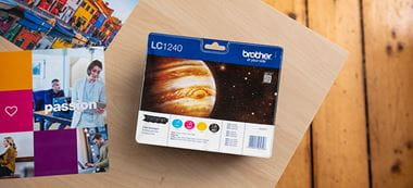 Brother LC1240 inktpatronen value pack
