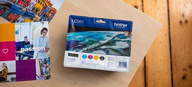 Brother LC985 inktpatronen value pack