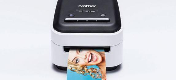 VC-500W kleurenlabel printer