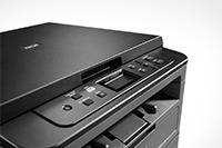 Brother DCP-L2510D en DCP-L2530DW all-in-one zwart-wit laser printer