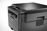 Brother DCP-L2510D et DCP-L2530DW imprimante multifonction laser monochrome