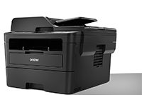 Brother MFC-L2730DW en MFC-L2750DW all-in-one zwart-wit laser printer