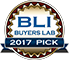 BLI Buyers Lab Pick 2017