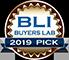 BLI Buyers Lab Pick 2019