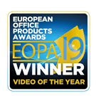 EOPA2019 Video Award VC-500W Zink Brother