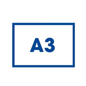 A3 print icon