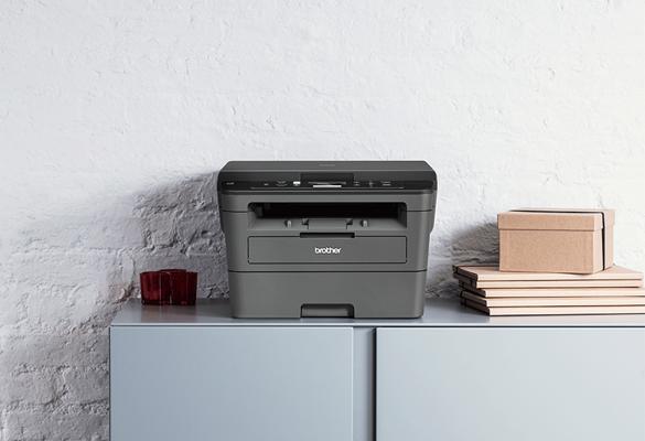 drukarka laserowa Brother w środowisku domowym