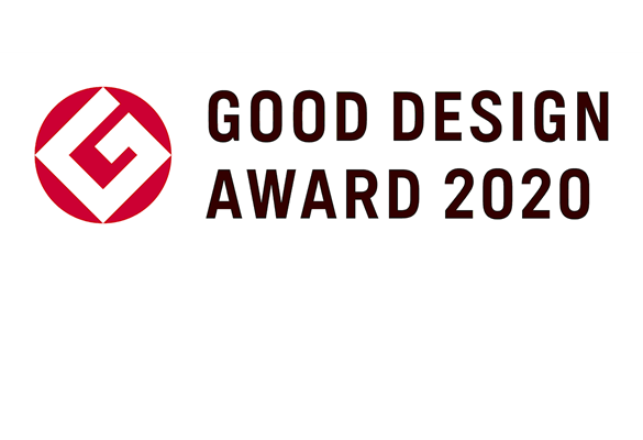 Logo ocenenia Good Design Award 2020
