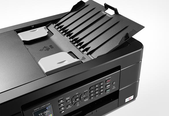 Мастилено-струен мултифункционален принтер Brother MFC-J772W