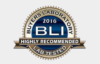 Logo BLI Highly Recommended Award 2016