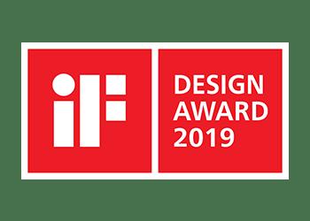 Ocenění iF DESIGN AWARD 2019