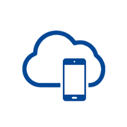 Pictogramă mobile Cloud Inkbenefit Professional