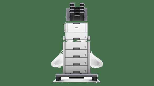 Přední pohled na tiskárnu L600 ve věžovém provedení