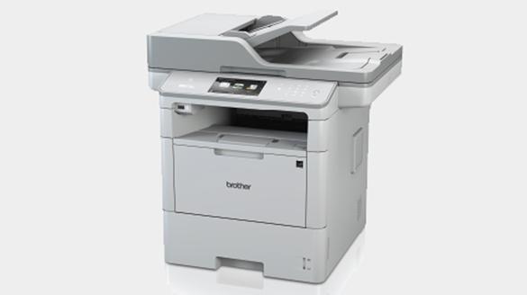 Monochromatyczna laserowa drukarka z serii Brother L6000