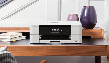 Brother MFC-J895DW Inkjet multifunction printer in situ