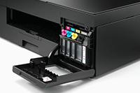 DCP-T220 tintatartály-rendszer