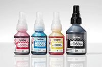 bočice tinte velikog kapaciteta za DCPT420W