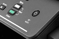 Wifi ikon az DCP-T720DW készüléken