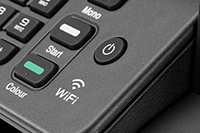 Икона Wifi на MFC-T920DW