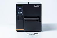 Accesoriul PACU004 atașat de imprimanta Brother TJ