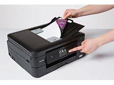 Automatický podavač dokumentů ADF multifunkční tiskárny