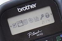 Grafický displej se symboly PT-H110
