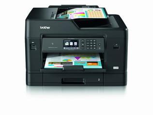 MFC-J3930DW cu pagină imprimată