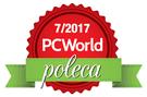 Wyróżenienie PCWorld poleca lipiec 2017