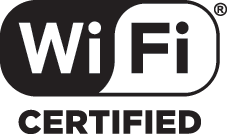 Logo certifikace WiFi CERTIFIED
