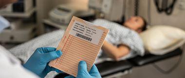 td-healthcare-identification