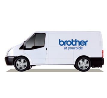 Brother voiture
