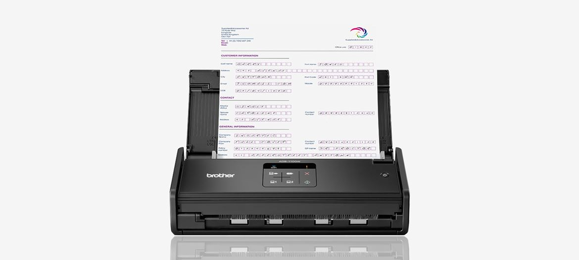 Scanners compacts Brother Suisse