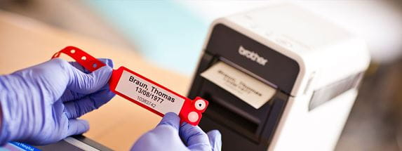 Imprimante santé plus étiquette