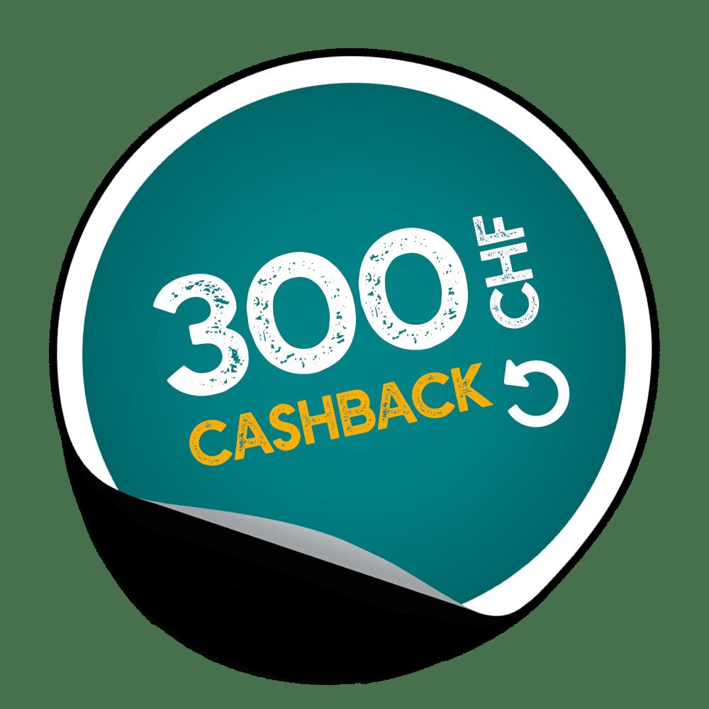 CashBack_Q3_CHF300