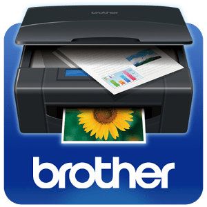 Brother iPrint&Scann App