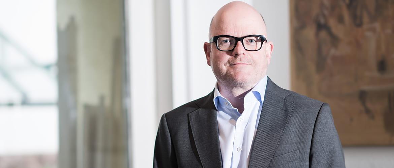 Bild von Interviewpartner Martin Denk, CEO docuFORM